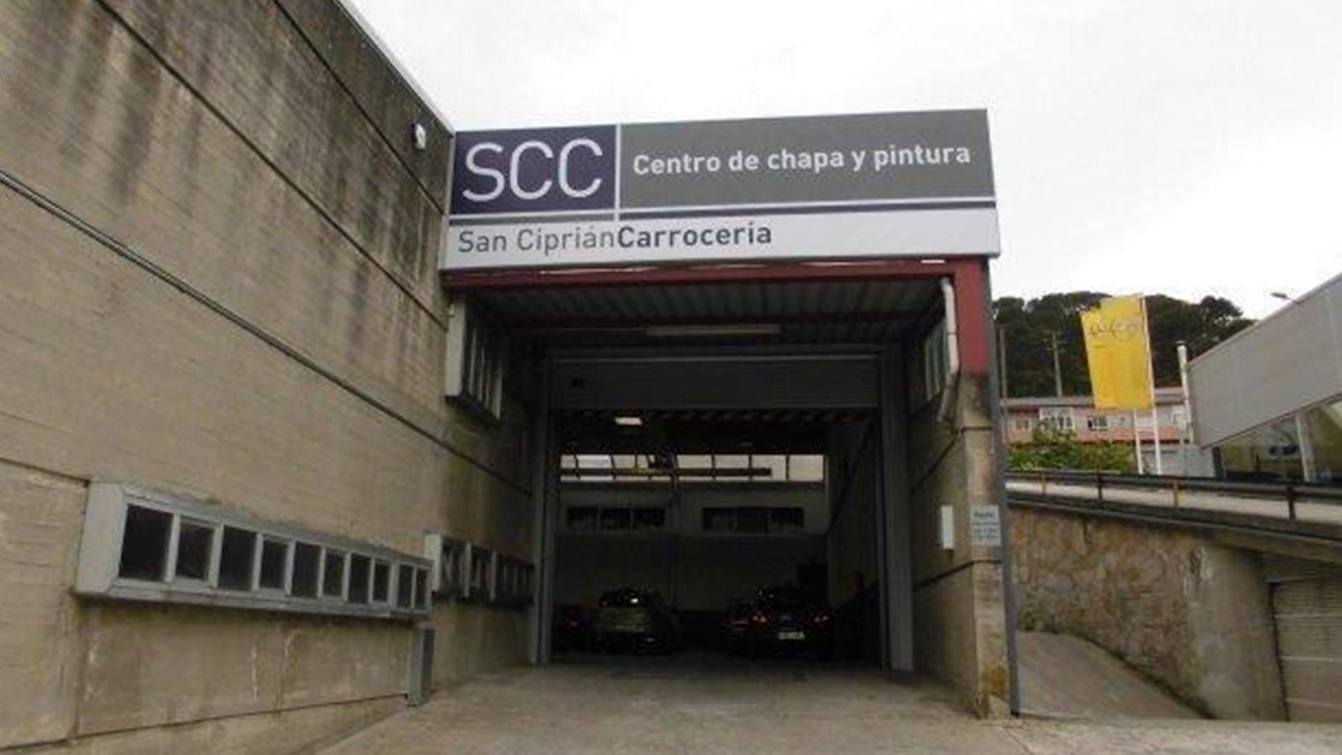 San Ciprián Carrocería (S.C.C.)