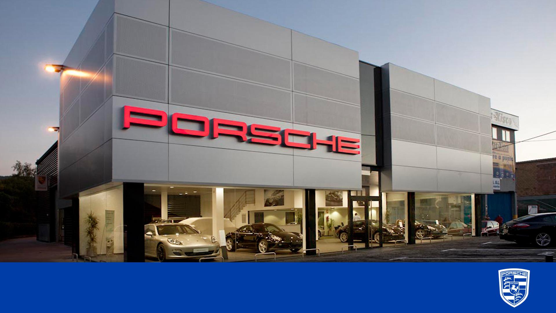Centro Porsche Vigo