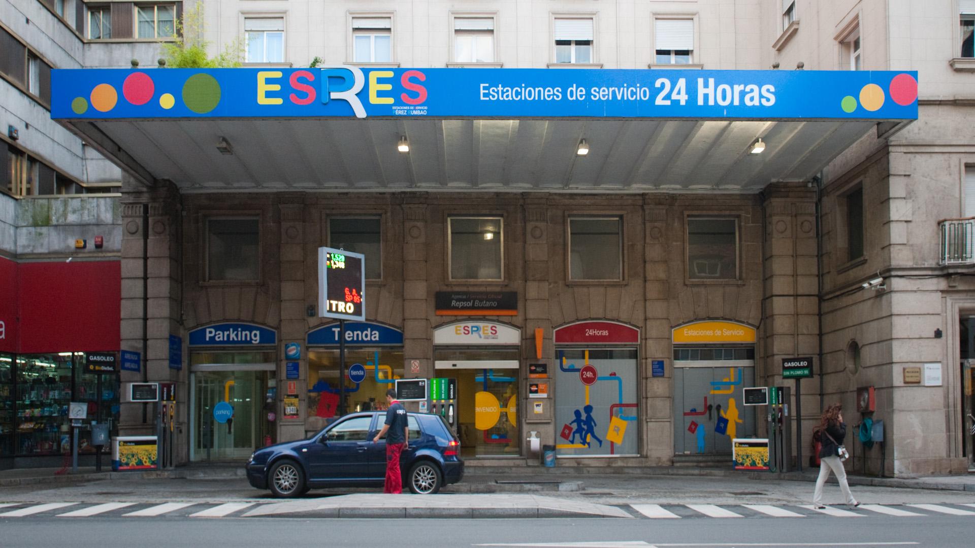 Estación de Servicio Pérez Rumbao, S.A